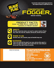 Load image into Gallery viewer, Black Flag Concentrated Insect Fogger (4 Pack)