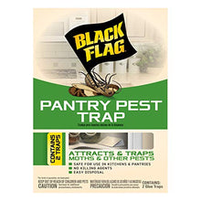Load image into Gallery viewer, Black Flag Pantry Pest Trap (2 Traps)