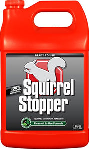 Messina Wildlife Squirrel Stopper with Refill, 1 gallon