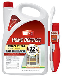 Ortho Wand Home Defense Insect Killer for Indoor & Perimeter2 with Comfort, 1.1 GAL