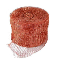 "Load image into Gallery viewer, Copper Mesh Pest & Rodent Blocker 5"" x 100'"