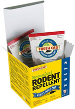 Load image into Gallery viewer, Fresh Cab Natural Botanical Rodent Repellent (48 Scent Pouches)