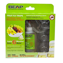Load image into Gallery viewer, BEAPCO Fruit Fly Traps (6 Pack)