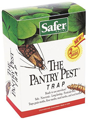 Safer Brand Pantry Pest Moth Trap (2 Traps)