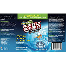 Load image into Gallery viewer, Green Gobbler Fruit Fly Goodbye, Gel Drain Treatment (1 Gallon)