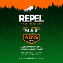 Load image into Gallery viewer, Repel Insect Repellent Sportsmen Max Formula Lotion 40% DEET, 4-Ounce