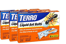 Load image into Gallery viewer, TERRO Liquid Ant Killer II Baits (3 Packs of 6 Bait Stations)