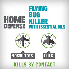 Load image into Gallery viewer, Ortho Home Defense Flying Bug Killer with Essential Oils Aerosol (14 oz. Can)