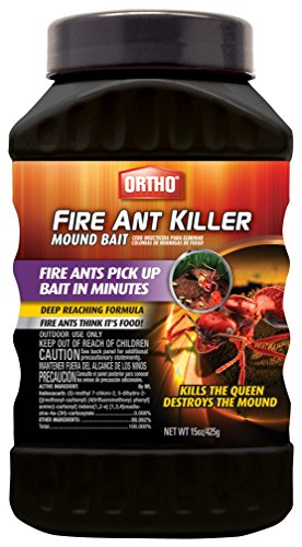 Ortho Fire Ant Killer Mound Bait Granules (1 Lb)