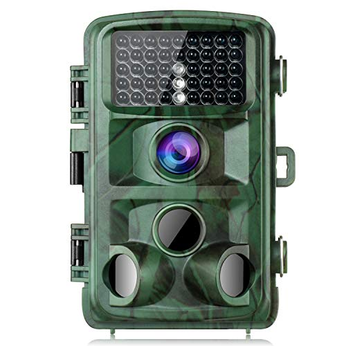 TOGUARD Rodent / Wildlife Camera, 14MP 1080P, Night Vision, Motion Activated, Waterproof, 120° Detection