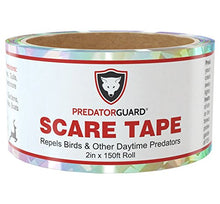Load image into Gallery viewer, Predator Guard Bird Repellent Scare Tape (150 Ft. Roll)