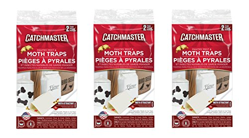 Catchmaster 812sd Pantry Moth Traps (3 Pack)