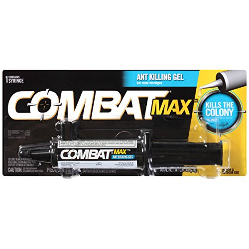 Combat Max Indoor / Outdoor Ant Killing Bait Gel (27 Gram)