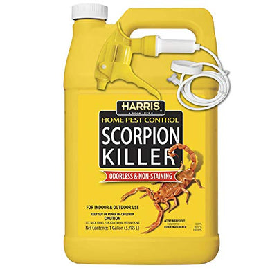 Harris Scorpion Killer Liquid Residual Spray (1 Gallon)