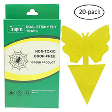 Load image into Gallery viewer, Faicuk Fruit Fly / Gnat Trap (20 Pack)