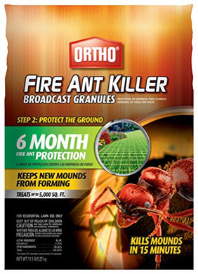 Ortho Fire Ant Killer Insecticide Granules (11.5 Lbs)