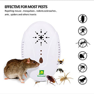 Neatmaster Ultrasonic Pest & Rodent Repeller