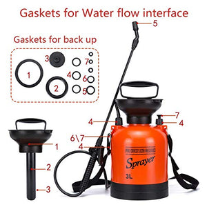 Mokale Super Strong Garden Sprayer, 3L