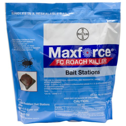 Maxforce FC Roach Bait Stations (2 Bags of 72 Stations ea.)