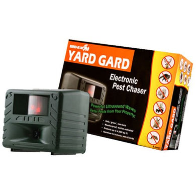 Bird-X Yard Gard Electronic / Ultrasonic Animal Repeller