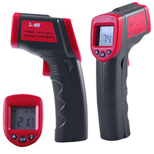 Load image into Gallery viewer, HDE Infrared Digital Thermometer Gun