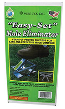 Load image into Gallery viewer, Wire Tek 1001 EasySet Mole Eliminator Trap (2 Pack)
