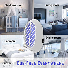 Load image into Gallery viewer, Indoor Plug-in Bug Zapper Electric Mosquito Trap