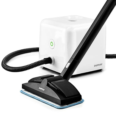 Dupray Neat Steam Cleaner Best Multipurpose Heavy Duty Steamer for Floors, Cars, Home Use and More