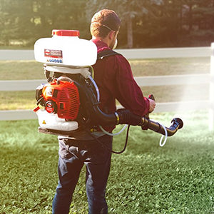 Tomahawk Backpack Mosquito Mist Blower (3.7 Gallons)