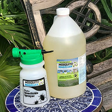 Load image into Gallery viewer, Mosquito Magician Hose Sprayer w/ 1 Gallon Natural Mosquito Killer Concentrate