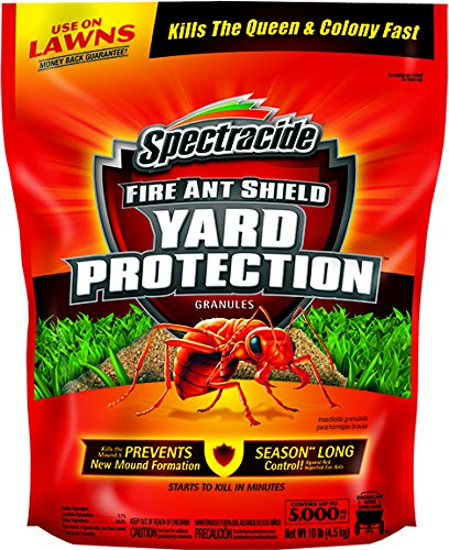 Spectracide Fire Ant Shield Insecticide Granule