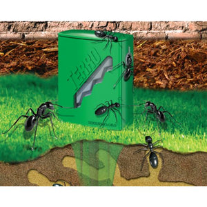 TERRO T1812 Outdoor Liquid Ant Killer Bait Stakes (8 Count)