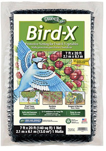Bird-X Protective Netting 7' x 20' (1 Pack)