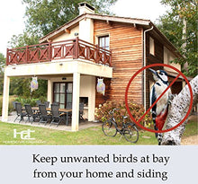 Load image into Gallery viewer, Homescape Creations Owl Bird Repellent Control Scare Device