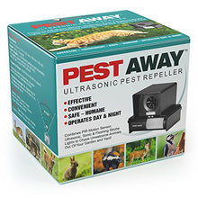 Load image into Gallery viewer, PREDATORGUARD Ultrasonic Outdoor Animal & Cat Repeller with Motion Sensor