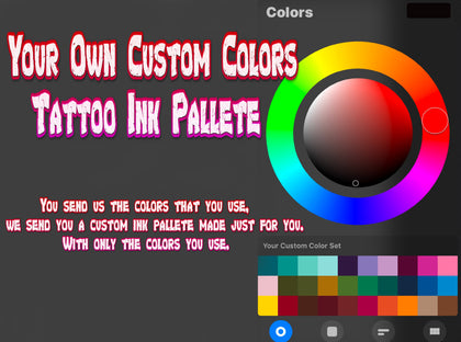 Your Own Custom Color Palette