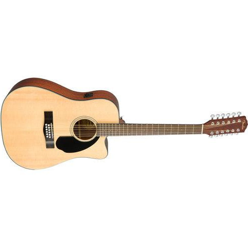 Fender CD-60SCE 12 Strings Acoustic-Electric Guitar