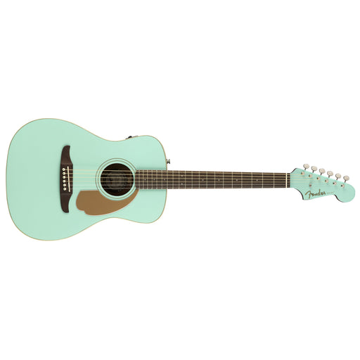 Fender California Malibu Player, Aqua Splash
