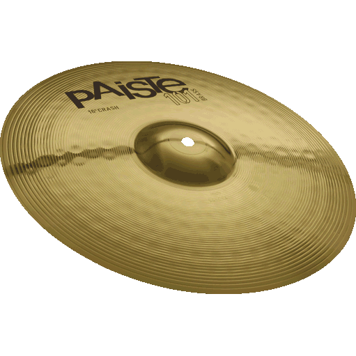 "Paiste 16"" 101 Brass Crash"
