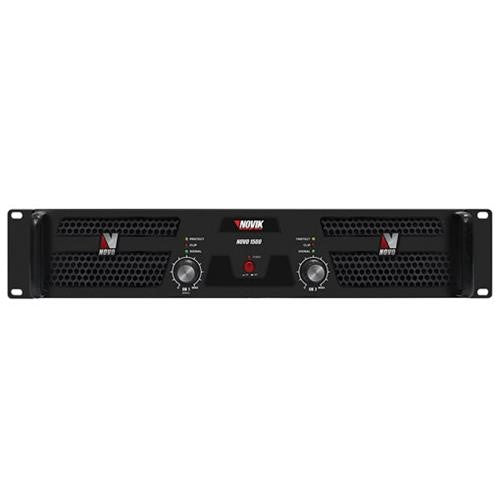 Novik NOVO 1500  Power Amplifier