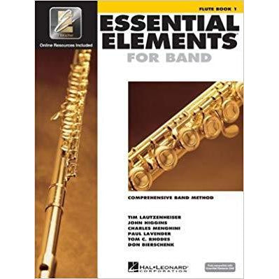 Essential Elements For Flute, Book 1