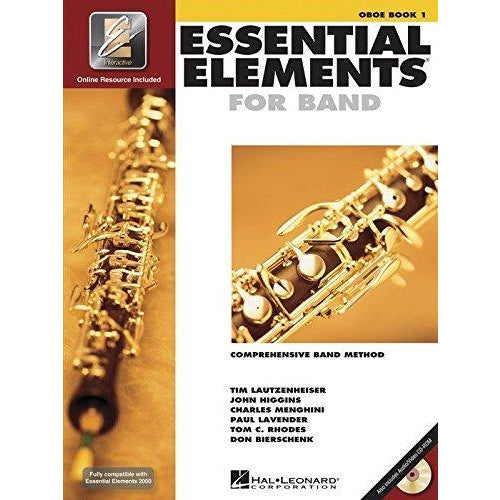 Essential Elements for Band - Oboe, Books 1