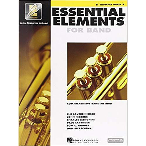 Essential Elements for Band Bb trumpet - Book 1