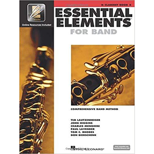 Essential Elements For Bb Clarinet, Book 2