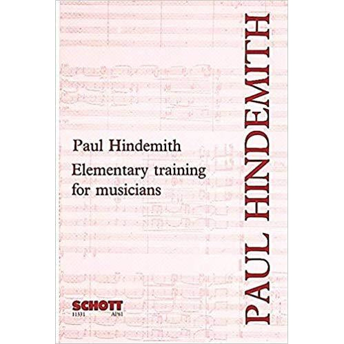 Elementary Training for Musicians (2nd Edition)