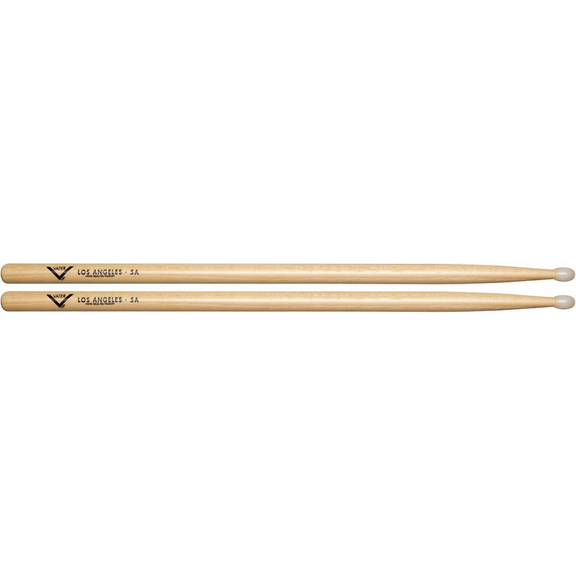 VATER American Hickory Los Angeles 5A Drumsticks Nylon