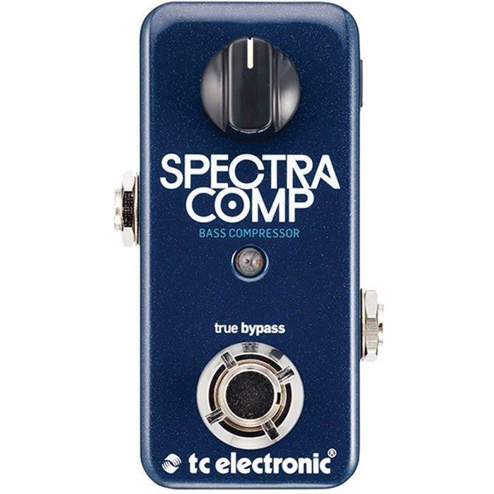 TC Electronic SpectraComp Bass Compressor Bass