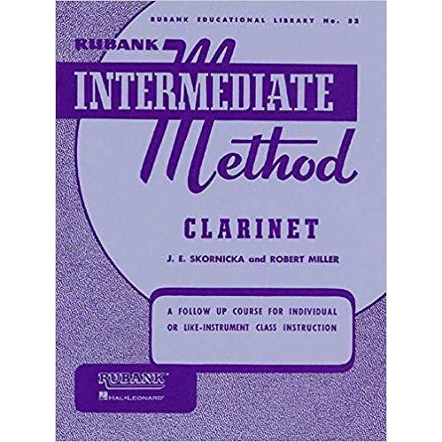 Rubank Intermediate Method: Clarinet