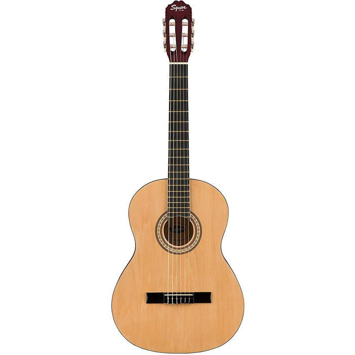 Squier Classical Guitar SA-150N Nylon String Natural