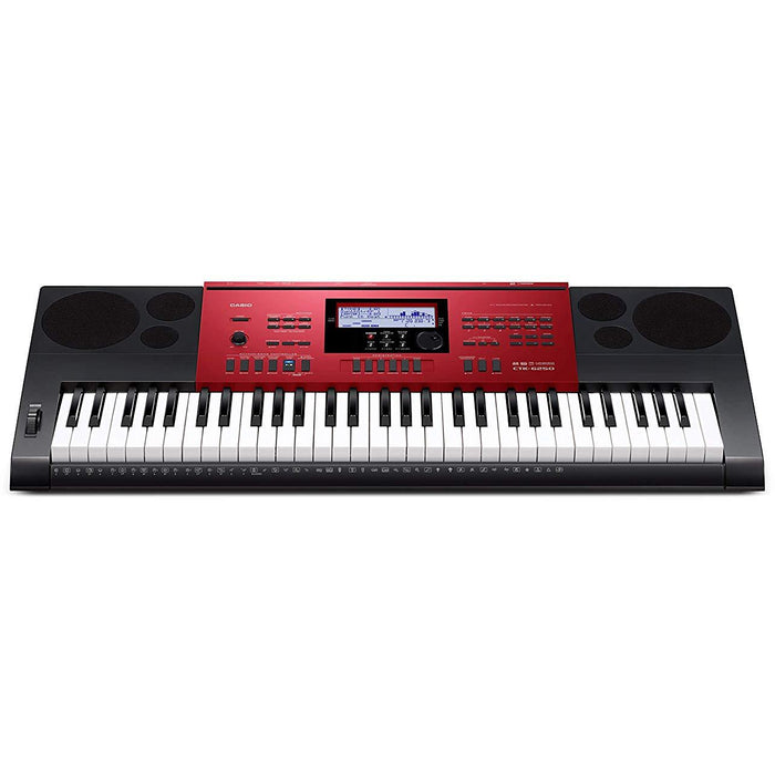 Casio CTK-6250 61-Key Keyboard with Power Supply